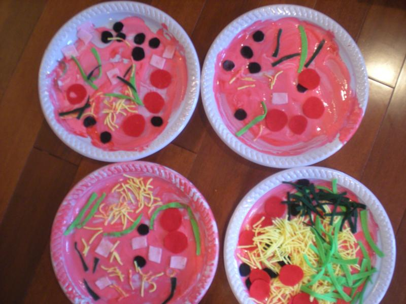 Yummyfun workshop - pizzas